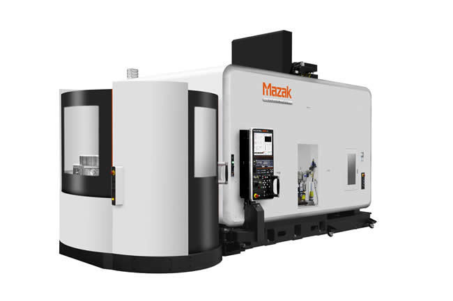 Donson Purchases New Mazak VARIAXIS i600/700 with Dual Pallet Changer