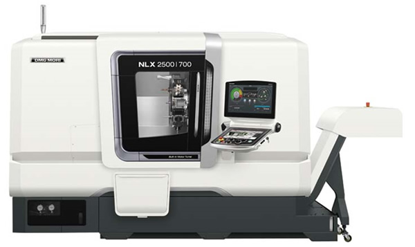 Donson Purchases Its 3rd DMG/MORI NLX 2500SY/700 Lathe