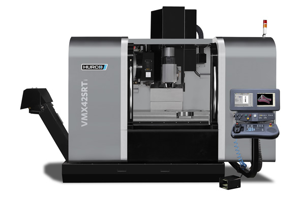 Donson Purchases New Hurco VMX42SRTi 5-Axis CNC Mill