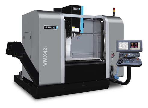 Donson Purchases 2 New Hurco VMX42i Vertical Machining Centers